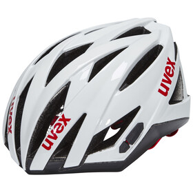 UVEX ultrasonic race - Casco de bicicleta - blanco